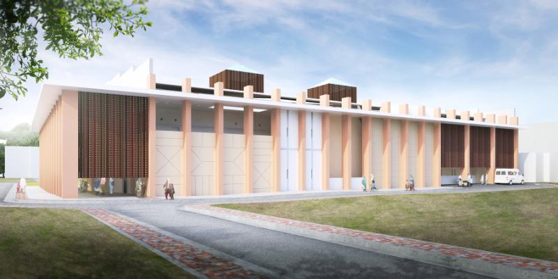 Liaquat University Hospital New Maternal Building